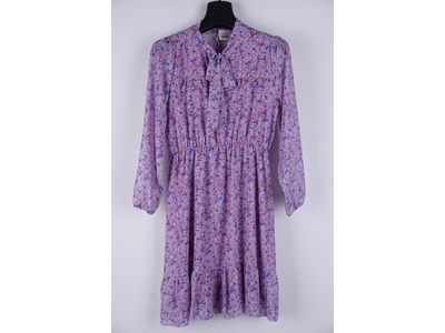 Garde-robe - Kort Kleedje - Paars