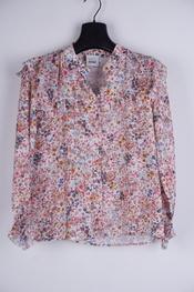 Garde-robe - Blouse - Roze-beige