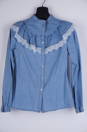 Garde-robe - Blouse - Jeans