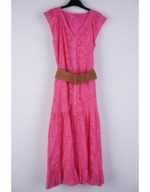 Senso - Lang kleed - Roze