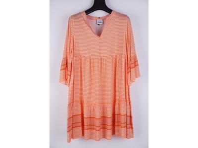 Garde-robe - Kort Kleedje - Oranje