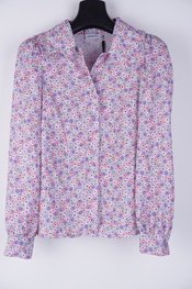 Studio It - Blouse - Paars-roze