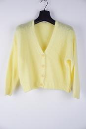 Garde-robe - Gilet - Geel
