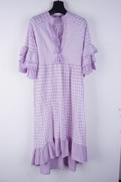 Garde-robe - Lang kleed - Paars