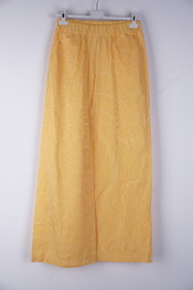 Garde-robe - Lange Broek - Geel