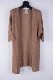 Garde-robe - Gilet - Camel