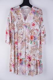 Garde-robe - Kort Kleedje - Roze-beige
