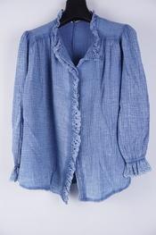 Garde-robe - Blouse - Blauw