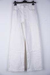 Garde-robe - Lange Broek - Wit