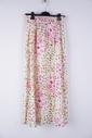 Garde-robe - Lange Rok - Roze-beige