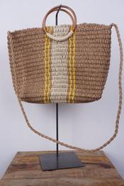 Garde-robe - Handtassen - Beige-geel
