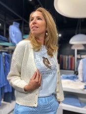 Garde-robe - T-shirt - Blauw