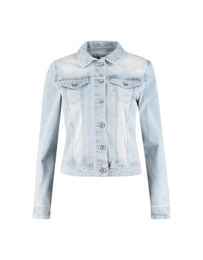 Garde-robe - Jas - Jeans licht