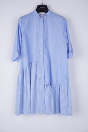 Rinascimento - Halflang Kleedje - Blauw
