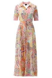 K-design - Lang kleed - Geel-roze