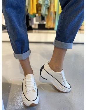 Garde-robe - Sneakers - Wit