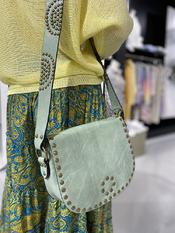 Garde-robe - Handtassen - Groen
