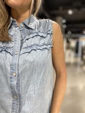 Garde-robe - Top - Jeans