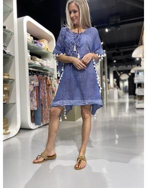 Garde-robe - Tuniek - Blauw