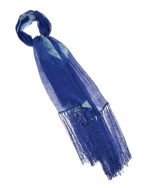 Caroline Biss - Sjaals - Blauw