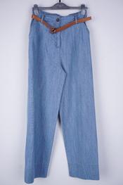 Amelie-amelie - Lange Broek - Jeans