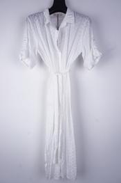Amelie-amelie - Lang kleed - Wit