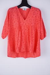Garde-robe - Tuniek - Coraal