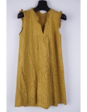 Garde-robe - Halflang Kleedje - Oker