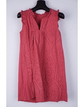 Garde-robe - Halflang Kleedje - Coraal