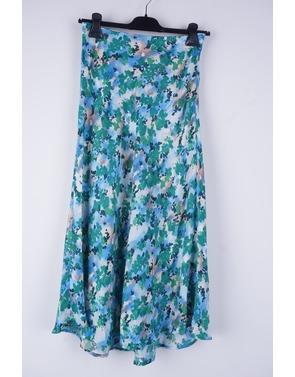 Garde-robe - Halflange Rok - Groen