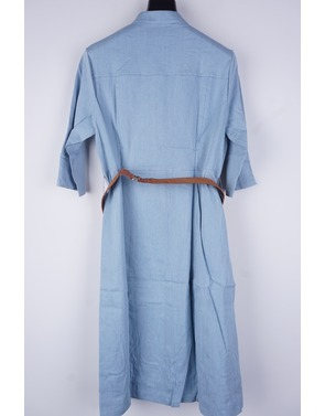K-design - Halflang Kleedje - Blauw