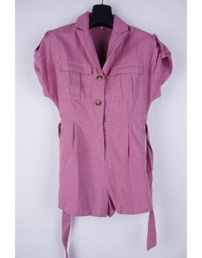 Garde-robe - Jumpsuit - Paars