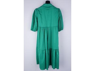 Garde-robe - Lang kleed - Groen