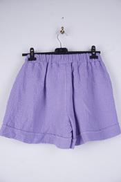 Garde-robe - Short - Paars