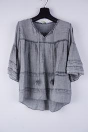 Garde-robe - Blouse - Grijs