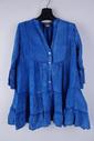 Garde-robe - Halflang Kleedje - Blauw