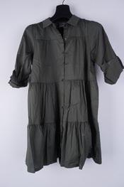 Garde-robe - Halflang Kleedje - Groen