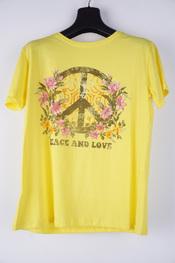 Garde-robe - T-shirt - Geel