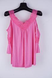 Garde-robe - Top - Fushia