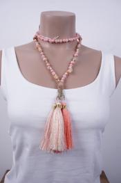 Garde-robe - Halsketting - Roze