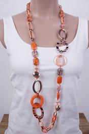 Garde-robe - Halsketting - Oranje