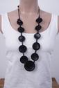Garde-robe - Halsketting - Zwart