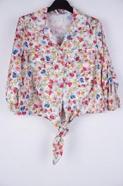 Garde-robe - Blouse - Ecru