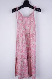 Soya - Lang kleed - Roze