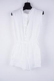 Garde-robe - Jumpsuit - Wit