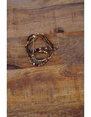 Garde-robe - Armband - Bruin