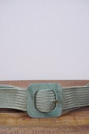 Garde-robe - Riemen - Groen