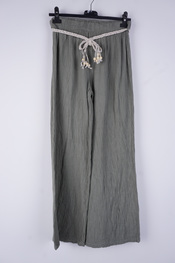 Garde-robe - Lange Broek - Kaki