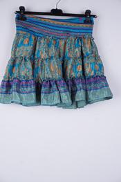 Garde-robe - Korte Rok - Blauw