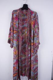 Garde-robe - Gilet - Grijs-roze